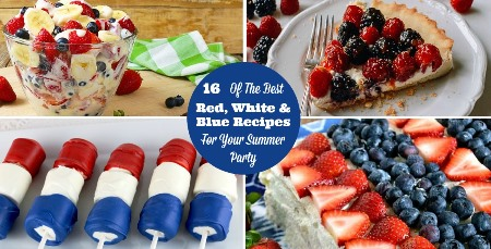 4th of july desserts 2020