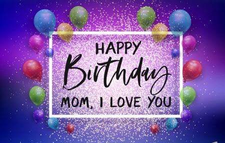 happy birthday mom 2020