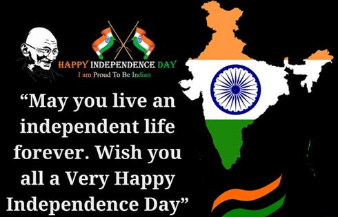 Indian Independence Day Wishes 2020