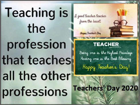 World Teachers Day 2020 New Zealand