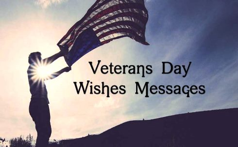 Happy Veterans Day 2020 Messages