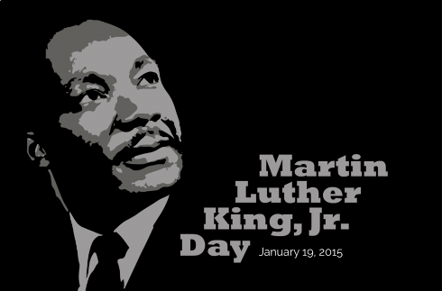 Martin Luther King Jr Clipart Black And White 2021 Happy Event Day Images
